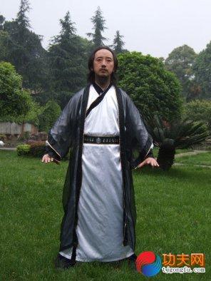 青城18式太极拳
