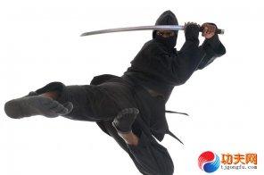 日本忍术的格斗要诀