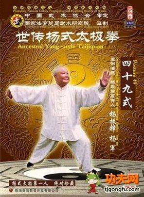 杨式49式太极拳