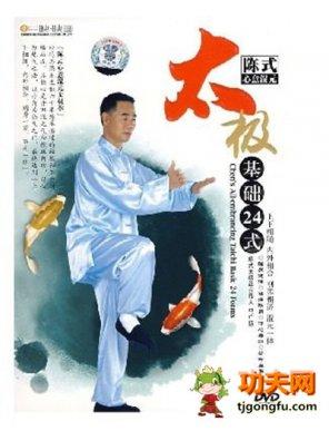 陈式心意混元24式太极拳