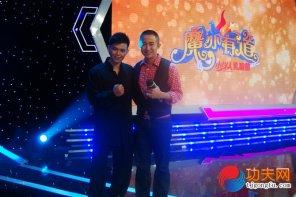 黄林海老师在河南卫视演出