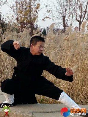 吴式太极拳的基本功法-九阳寿功