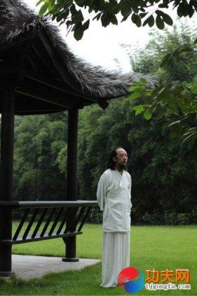 青城派掌门刘绥滨 发现你心底的那一份善良