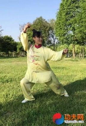 杨式26式太极拳